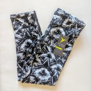 NWT Old Navy Girls Small Geometric Athletic Pants